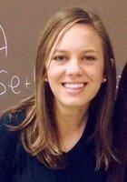 A photo of Abbey, a tutor from Abilene Christian University