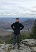 A photo of Andrew, a tutor from University of Vermont
