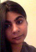 A photo of Riya, a tutor from Texas Tech University