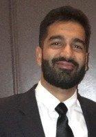 A photo of Zain, a tutor from Vanderbilt University