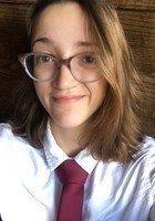 A photo of Hannah, a tutor from Randolph-Macon College