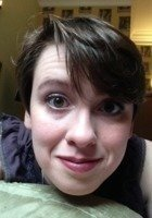 A photo of Jessica, a tutor from DePauw University