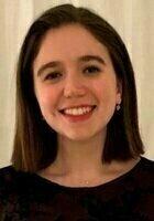 A photo of Meg, a tutor from Cornell University