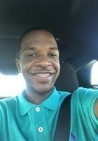 A photo of Jaleel, a tutor from Tuskegee University