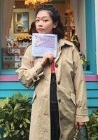 A photo of Ning, a tutor from Dalian University of Foreign Language Josai International University
