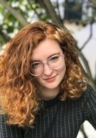 A photo of Kaileigh, a tutor from Emerson College