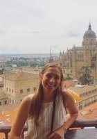 A photo of Samantha, a tutor from University of Colorado Boulder