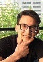 A photo of John, a tutor from University of Washington