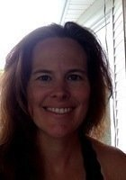 A photo of Michelle, a tutor from Providence College