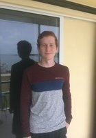 A photo of Andrew, a tutor from Florida International University