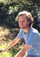 A photo of John Thomas, a tutor from Oglethorpe University