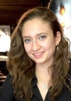 A photo of Sophia, a tutor from Columbia University in the City of New York