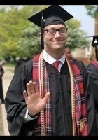 A photo of Benjamin, a tutor from Monmouth College