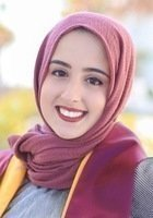 A photo of Israa, a tutor from The Texas AM University System Office