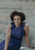 A photo of Simone, a tutor from Howard University
