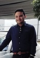 A photo of Kazim, a tutor from Worcester Polytechnic Institute
