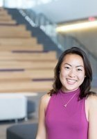 A photo of Angie, a tutor from Northwestern University
