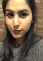A photo of Ridah, a tutor from CUNY Hunter College