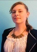 A photo of Rebecca, a tutor from Washington State University