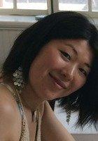 A photo of Aki, a tutor from Rykoku University