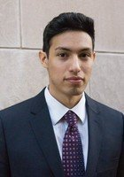 A photo of Alejandro, a tutor from Indiana University-Bloomington