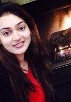 A photo of Mehwish, a tutor from NED University of Science and Technology