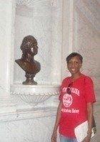 A photo of Yvonneda, a tutor from South Carolina State University