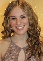 A photo of Danielle, a tutor from Quinnipiac University