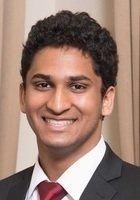 A photo of Pratik, a tutor from Cornell University