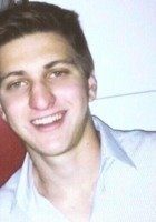 A photo of Noah, a tutor from Duke University