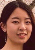 A photo of Aria, a tutor from Johns Hopkins University