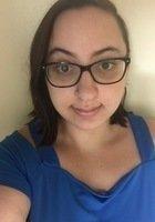 A photo of Cori, a tutor from Syracuse University