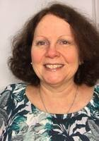 A photo of Carol, a tutor from Cumberland County College