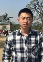 A photo of Guijie, a tutor from East China University of Science and Technology