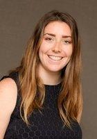 A photo of Eileen, a tutor from Northwestern University
