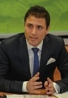 A photo of Giovanni, a tutor from Bocconi University