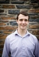 A photo of Evan, a tutor from Catholic University of America