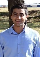 A photo of Haider, a tutor from University of Kansas