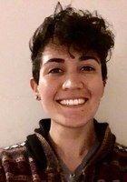 A photo of Abigail, a tutor from University of California-Berkeley