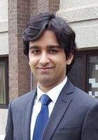 A photo of Shyam, a tutor from Rutgers University-New Brunswick