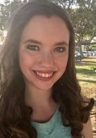 A photo of Hannah, a tutor from Colorado Christian University