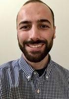 A photo of Austin, a tutor from George Washington University