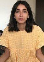 A photo of Jahanara, a tutor from Harvey Mudd College