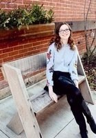 A photo of Erin, a tutor from Ball State University