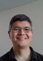 A photo of Hiroshi, a tutor from Princeton University