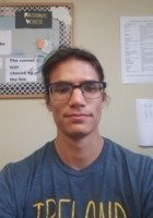 A photo of Stephen, a tutor from Cairn University