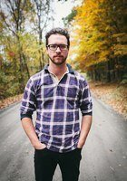 A photo of Justin, a tutor from Caldwell College