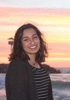 A photo of Anjali, a tutor from University of California-Berkeley