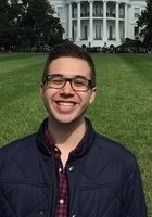 A photo of Brandon, a tutor from George Washington University