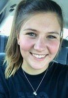 A photo of Amanda, a tutor from University of Arizona